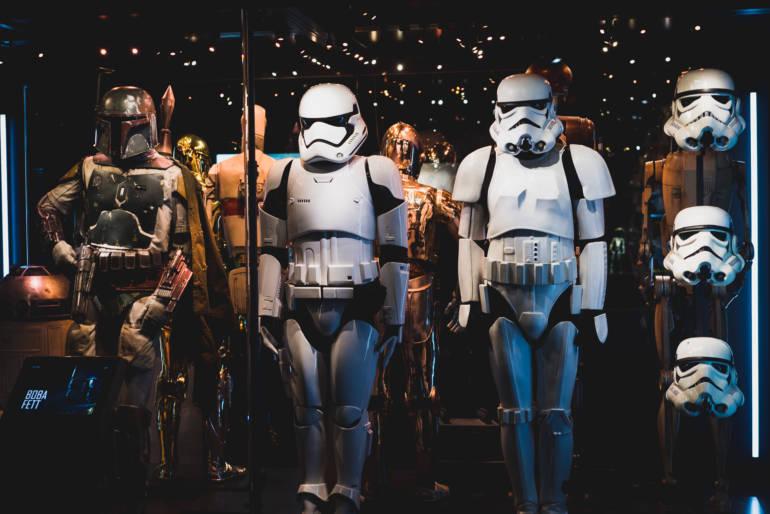 Star Wars Identities in Tokyo