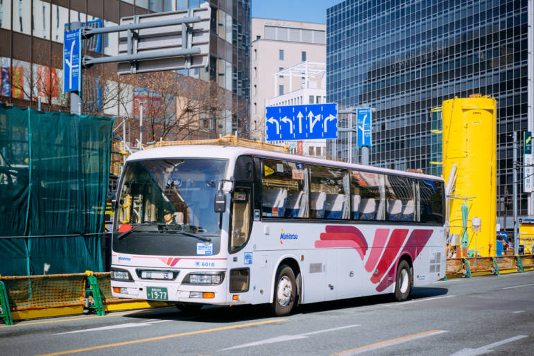 tokyo to nara bus