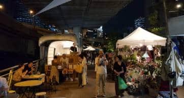 Night Market Kanda