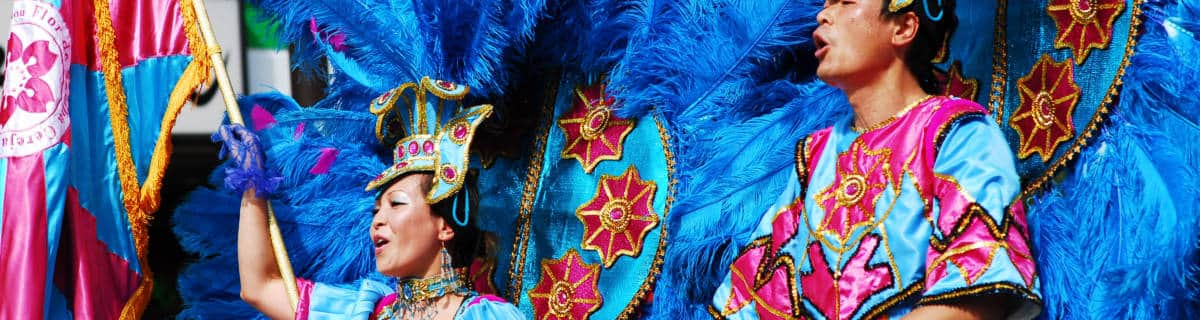 Cheapo Weekend for Aug 25-26: Asakusa Samba Parade, Super Yosakoi and Food Festivals
