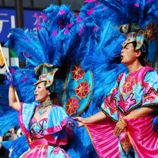Cheapo Weekend for Aug 25-26: Asakusa Samba Parade, Super Yosakoi and Food Festivals