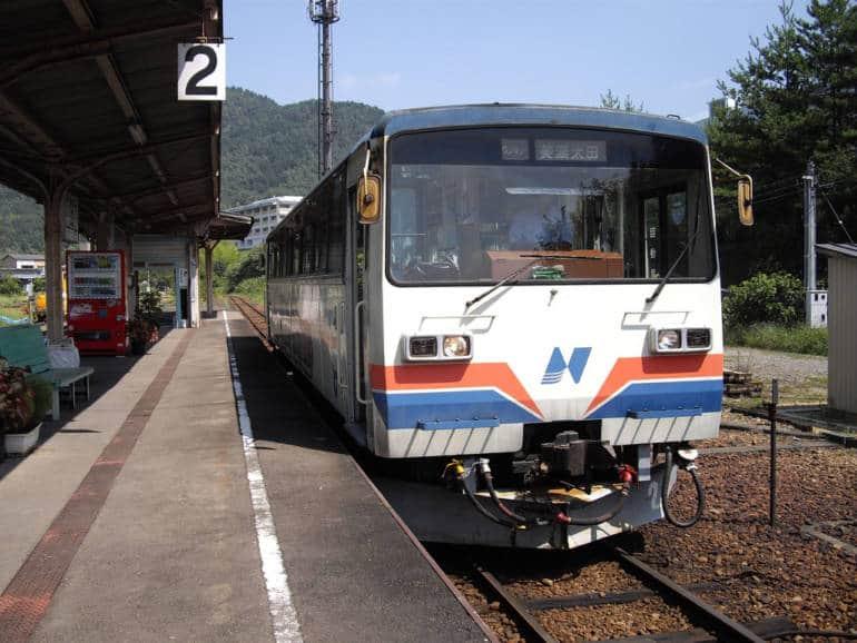 tokyo to gifu train