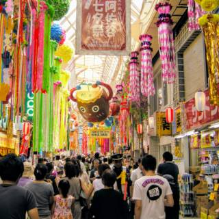 Cheapo Weekend for Aug 4-5: Tanabata, Fireworks and Street Food