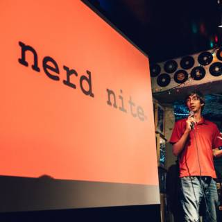 Nerd Nite 32: Loose Screws
