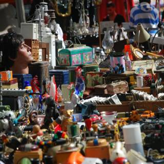 """The Best Flea Market"" (Yurakucho)"