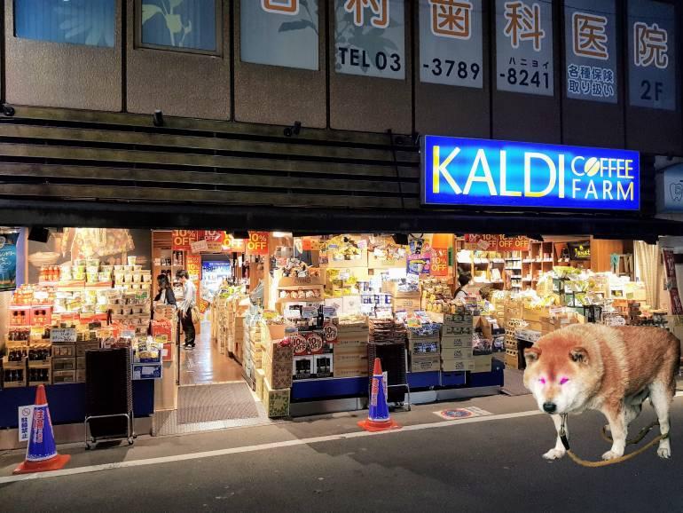 Kaldi Coffee Import Store