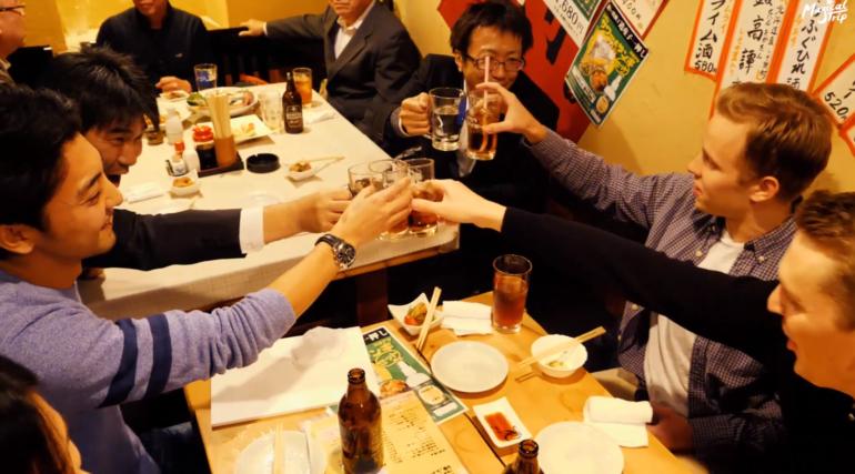 tokyo izakaya food tour
