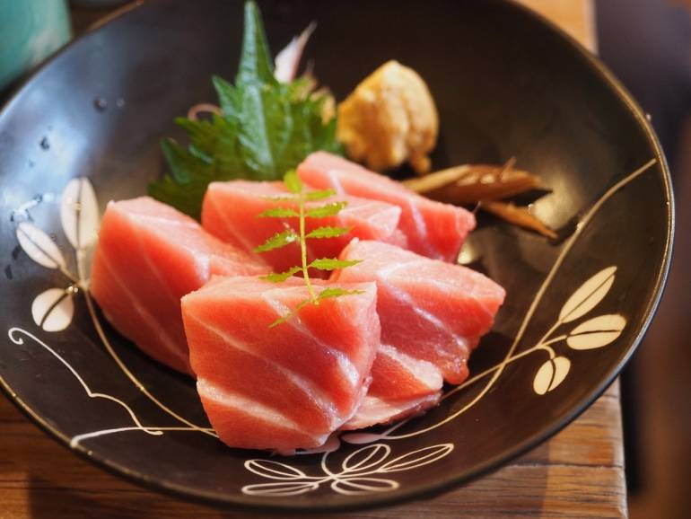 sustainable sushi in japan
