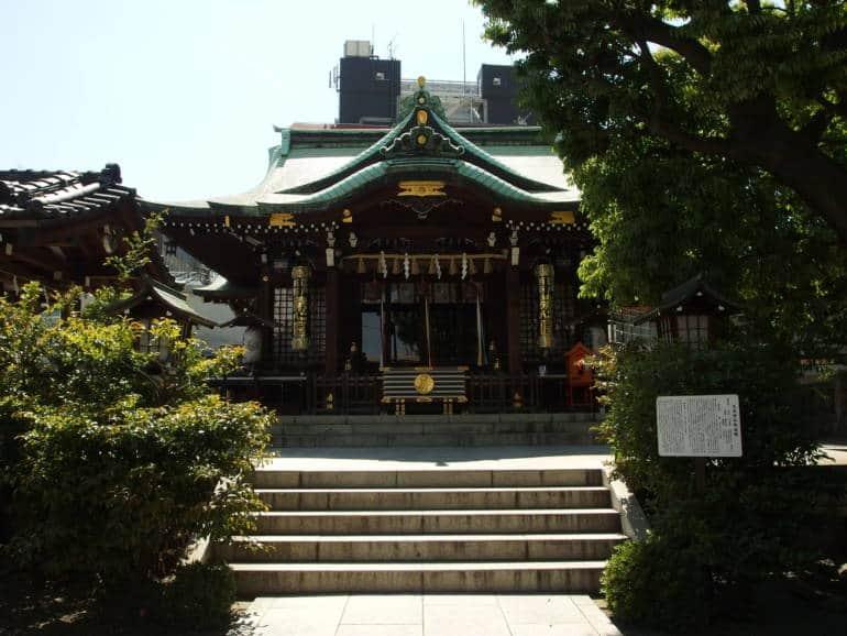 Otori Shrine Meguro