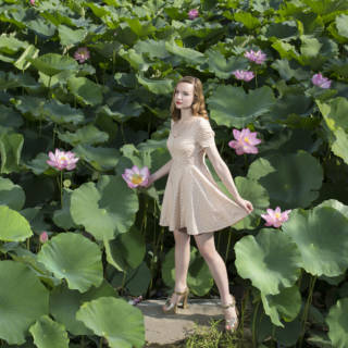 Bloom: Women and Flowers