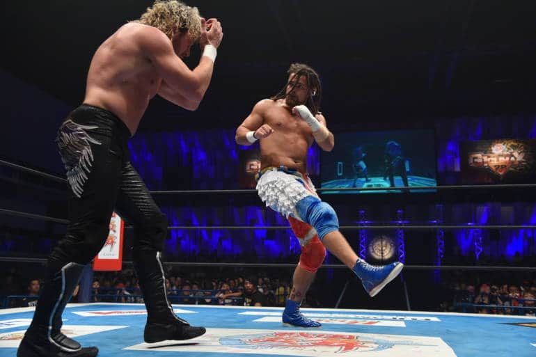 Juice Robinson Japan