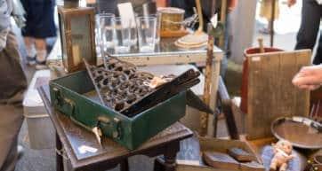 Nominoichi Antique Market