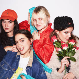 Hinds: I Don't Run Japan Tour