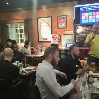 Hope Quiz Night at Hobgoblin