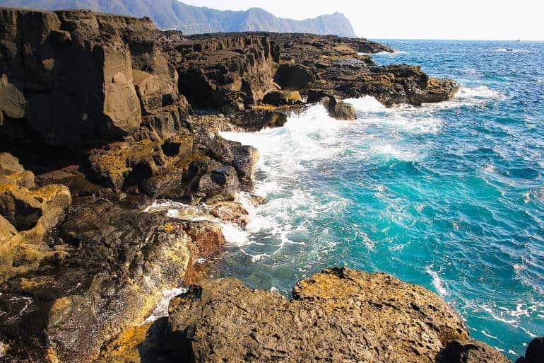 hachijojima coast