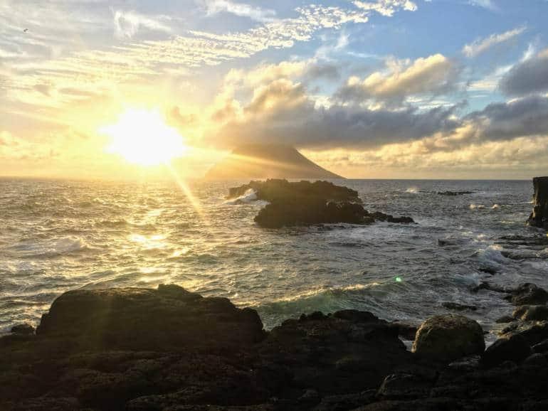 hachijojima sunset