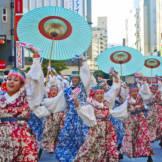 ikebukuro yosakoi dance