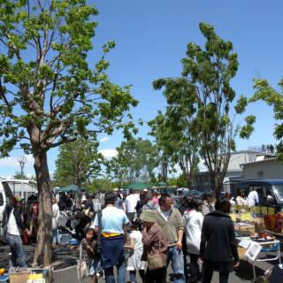 Ajinomoto Stadium BIG Flea Market