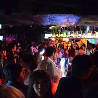 Kitsune Fridays - Halloween Bash