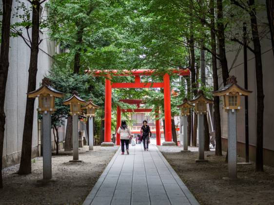 Hanazono Shrine, Tokyo