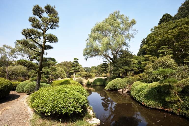 Kairaku-en Gardens