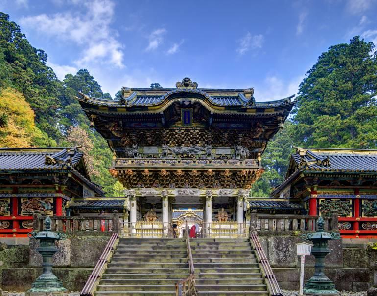 Nikko shrine UNESCO