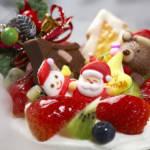 Japan Christmas cake