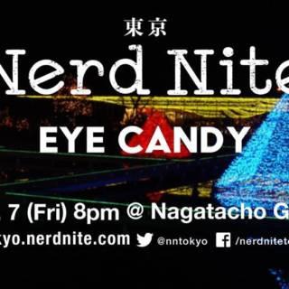 Nerd Nite #28: Eye Candy