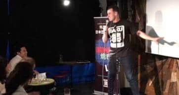 Okomedyaki Japanese Stand Up Show