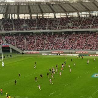 RWC 2019: Japan vs. Russia