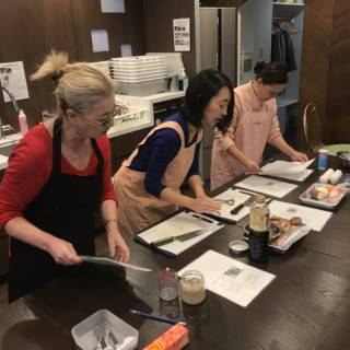 Japanese Home Cooking Lesson