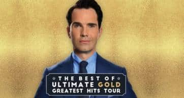 Jimmy Carr Tour 2019