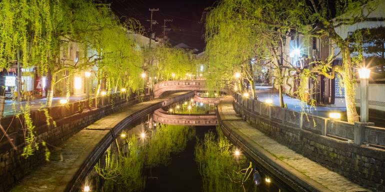 Kinosaki onsen Hyogo