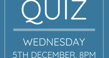 December pub quiz for TELL