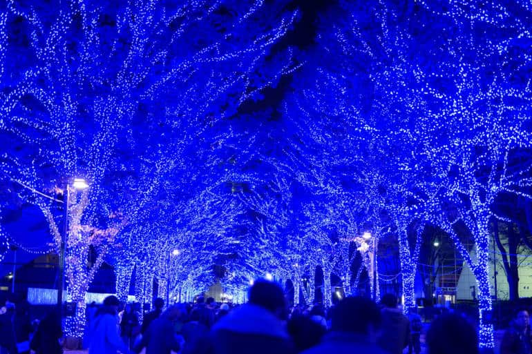 the top 10 picks for tokyo winter illuminations 2018 tokyo cheapo