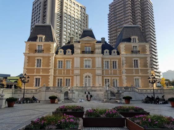 Chateau de Joel Robuchon