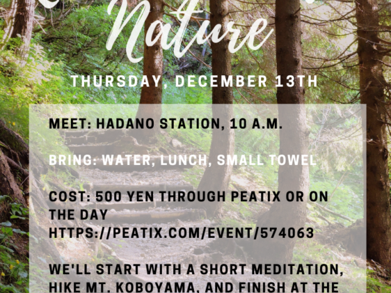 Hadano Nature Hike