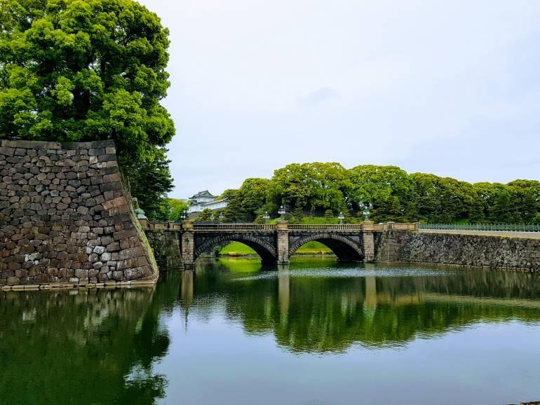 Imperial Palace Bridge