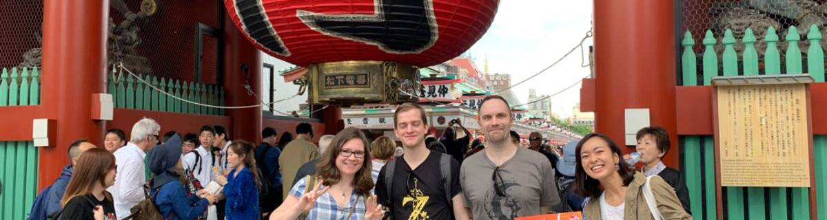 Magical Trip Asakusa Cultural & Street Food Walking Tour