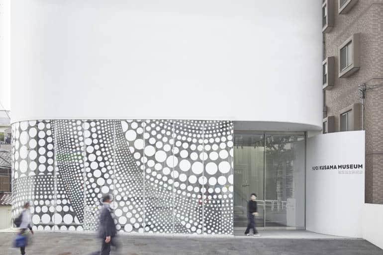 Yayoi Kusama Museum