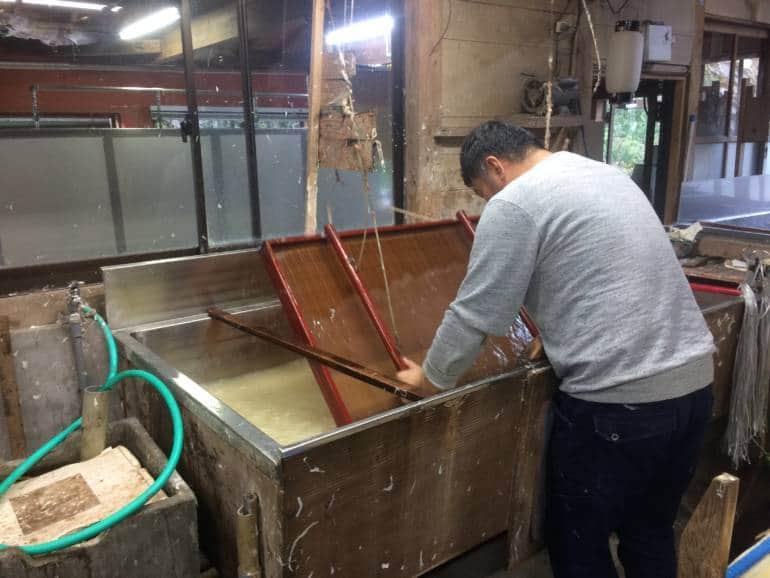 washi making