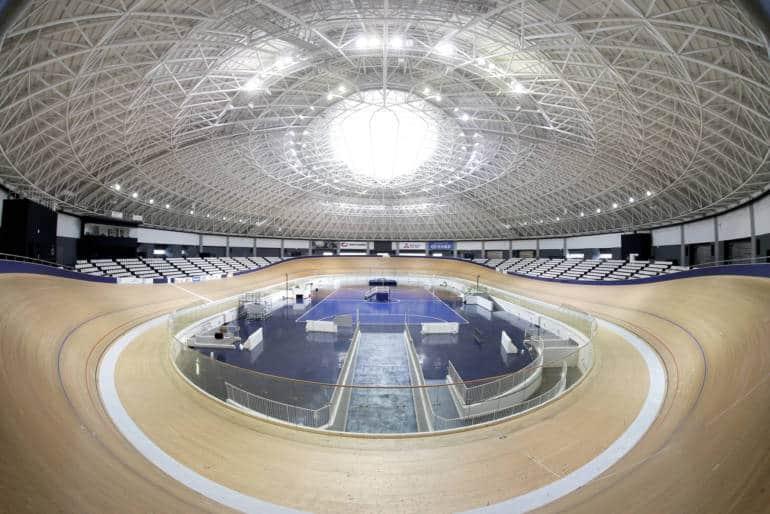 Izu Velodrome Indoors