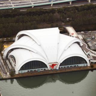 Tatsumi International Swimming Centre