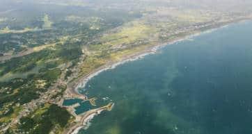 Tsurigasaki Beach Surfing Venue