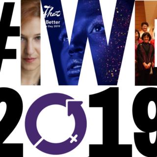 Nasty Women Unite: IWD 2019 in Tokyo