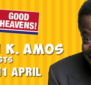 Magner's International Comedy Festival Presents: Stephen K. Amos