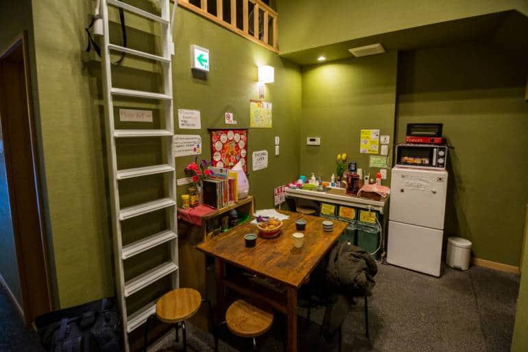 tokyo ryokan komatsu interior