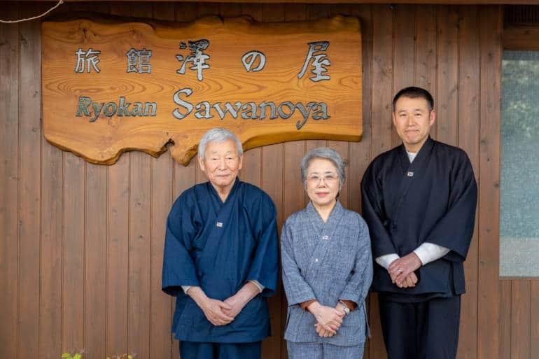 tokyo ryokan sawanoya
