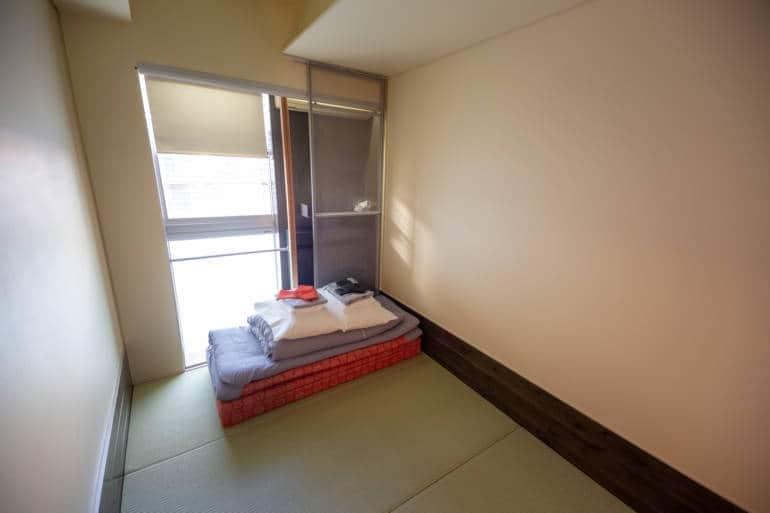 andon ryokan tokyo interior