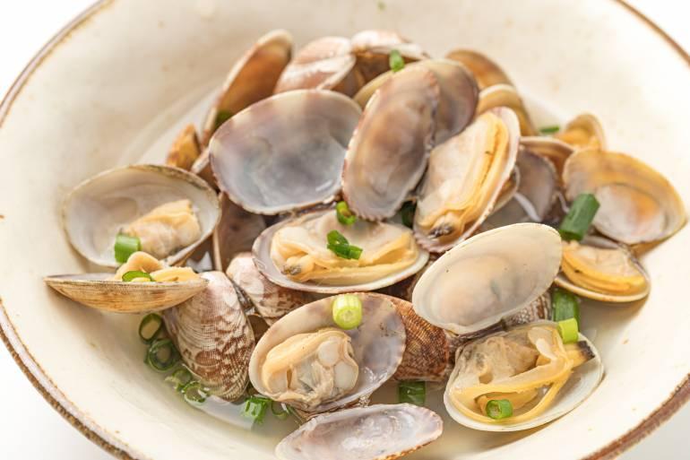 Asari clams